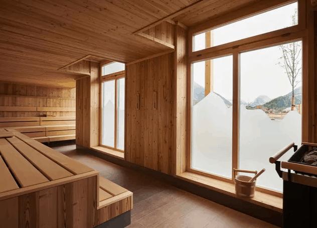 aja Ruhpolding Angebot Sauna