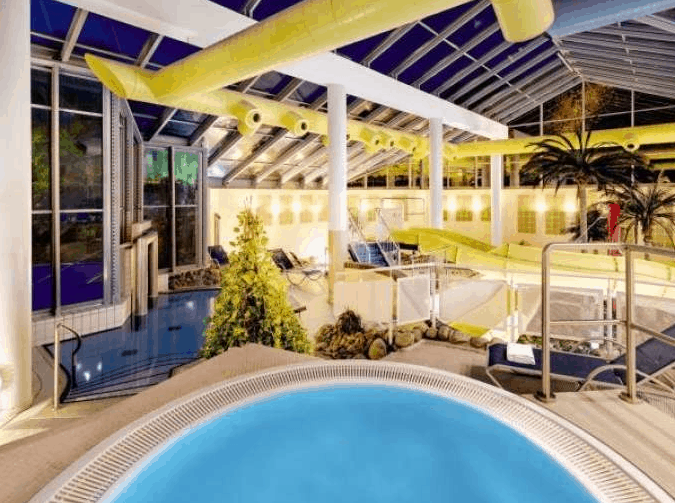 Precise Resort Marina Wolfsbruch Pool