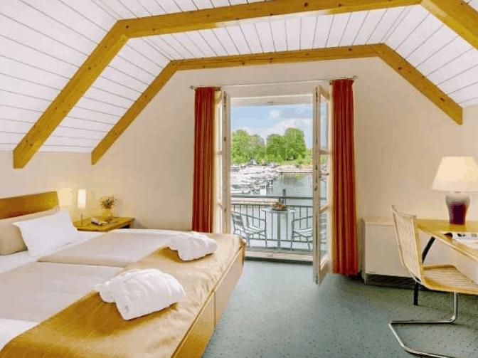 Precise Resort Marina Wolfsbruch Zimmer