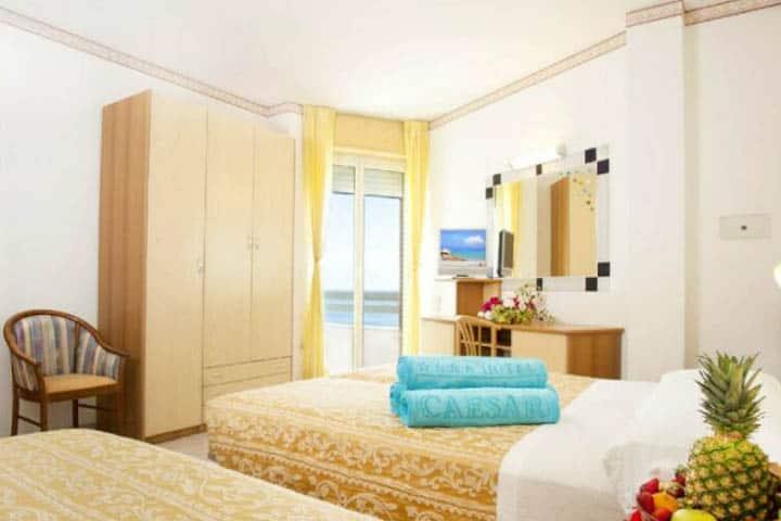 Mirabilandia Park Hotel Zimmer