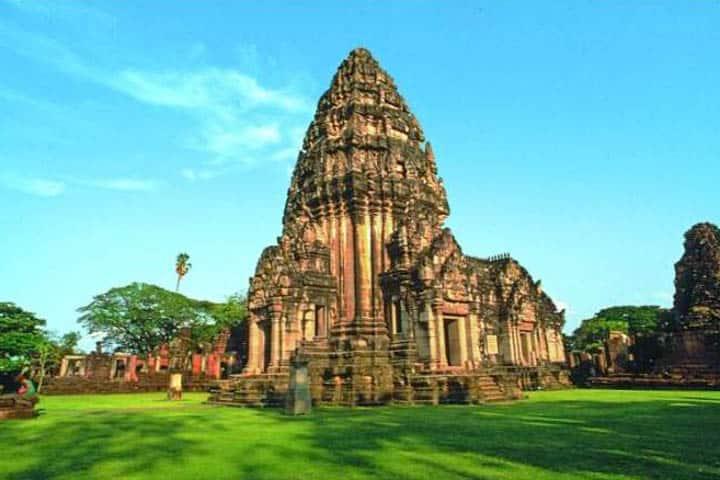 Thailand Rundreise Tempel