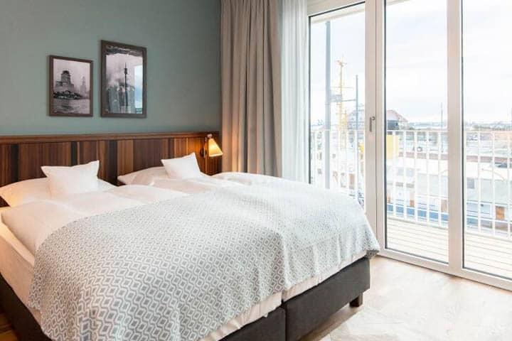 Bremerhaven Hotel Zimmer