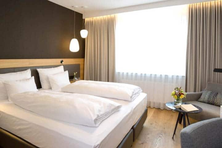 Hotel Maier Friedrichshafen Zimmer