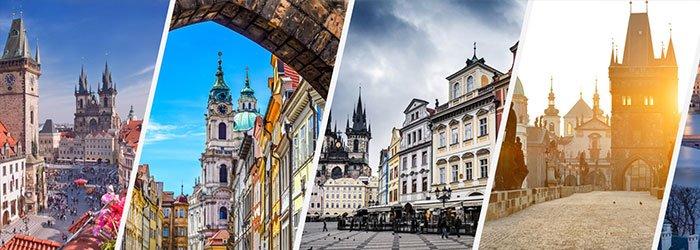 Prag Reisegutschein