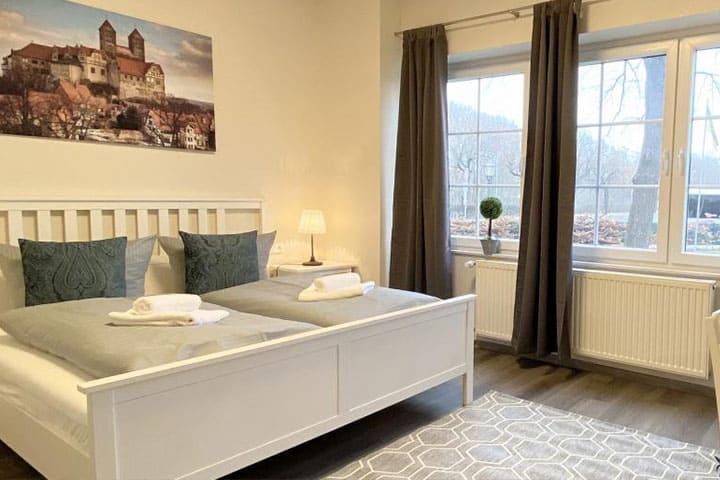 Quedlinburg Hotel Zimmer