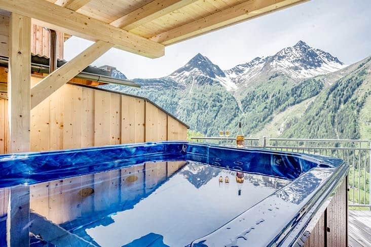 Ötztal Hotel Whirlpool