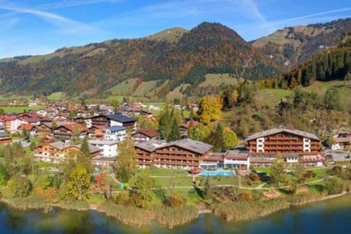 Walchsee Hotel Anlage