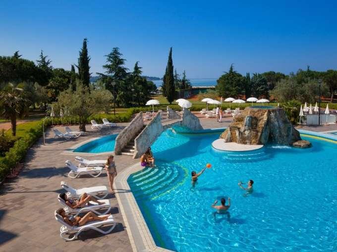Aminess Maestral Novigrad Pool