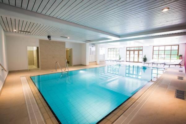 Das Bergmayr – Chiemgauer Alpenhotel Pool