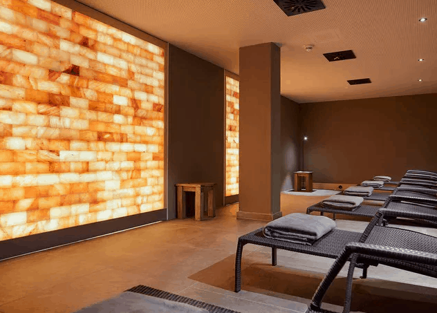 Lighthouse Hotel & Spa, Büsum Sauna