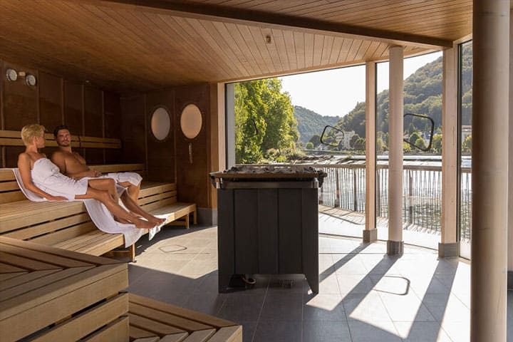 Emser Therme Sauna