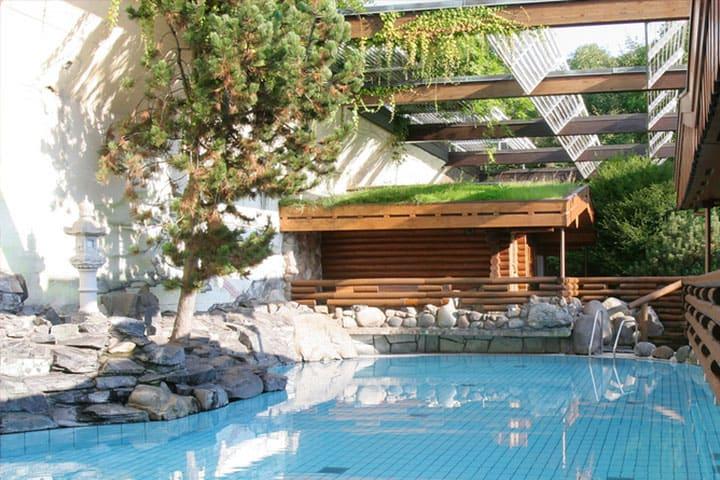 Therme Kassel Pool