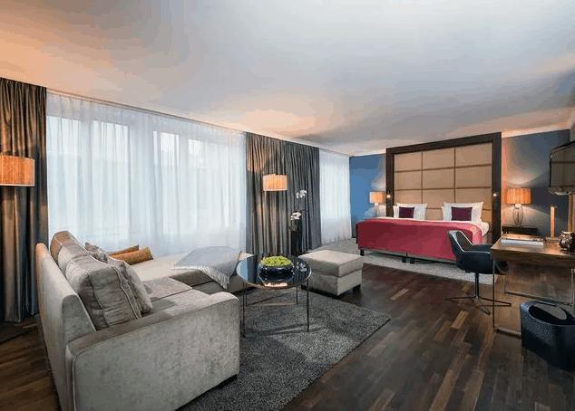 Hotel Palace Berlin Zimmer