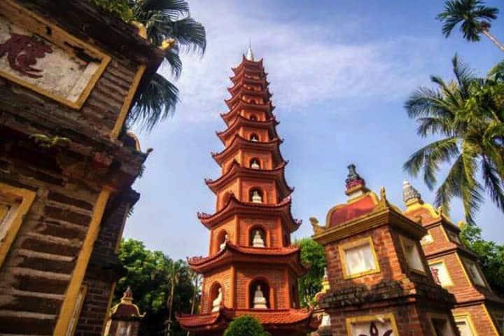 Vietnam Rundreise Stadtt