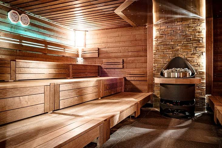 Mauritius Therme Sauna
