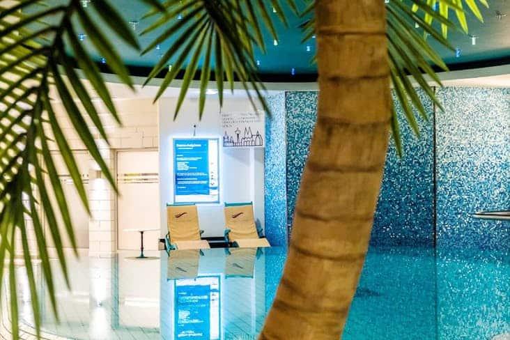 Mauritius Therme Pool