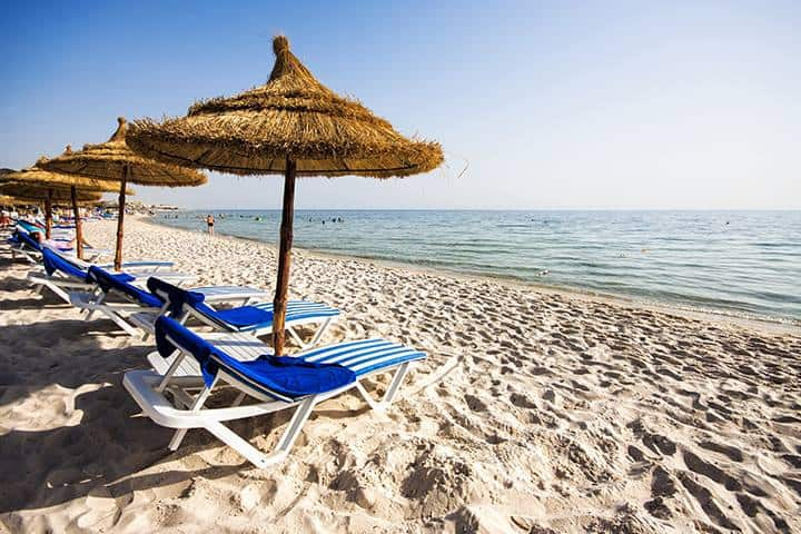 Last Minute Tunesien Urlaub