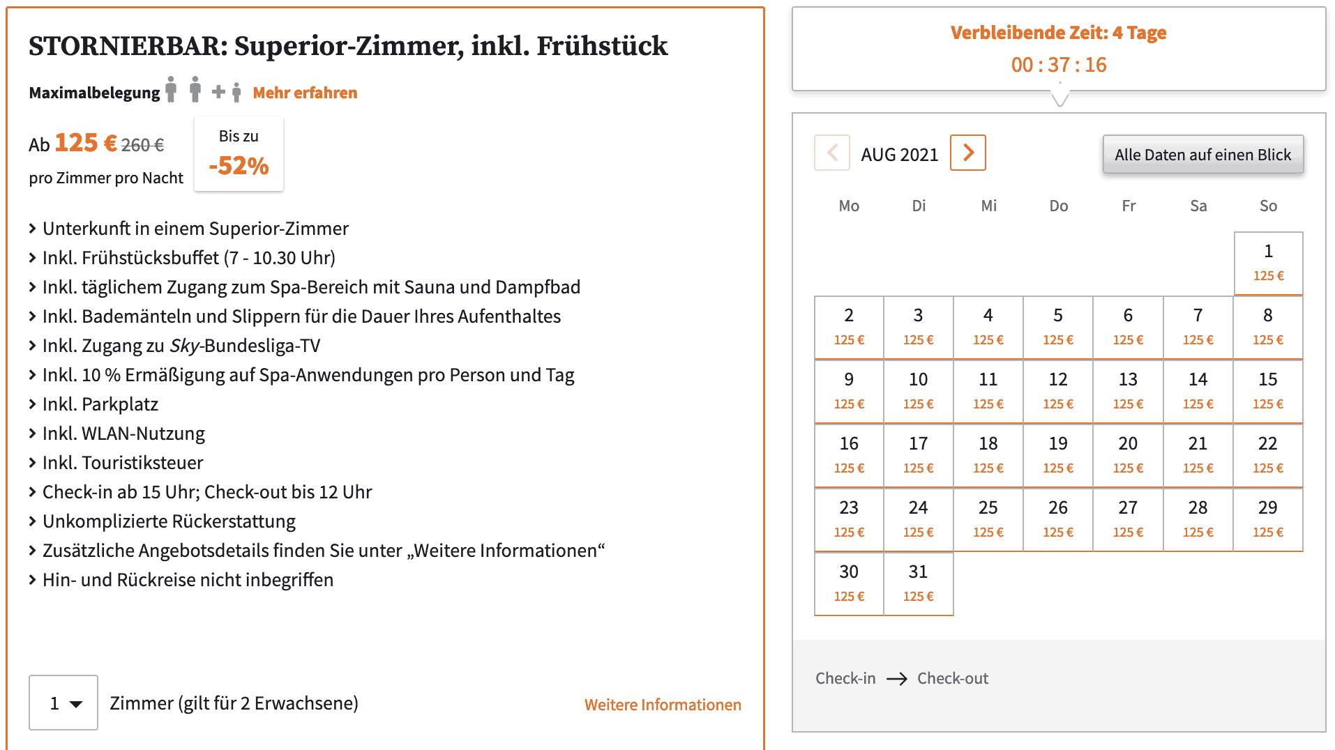 Hamburg Angebot SE