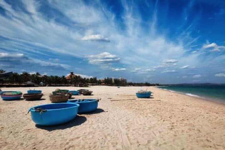 Vietnam Rundreise Strand