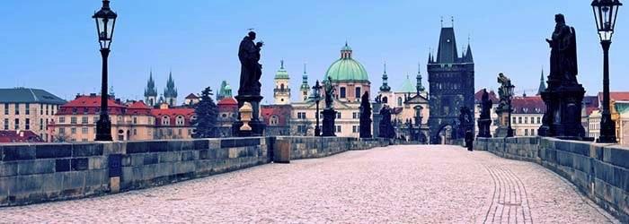 Art Nouveau Palace Hotel Prag