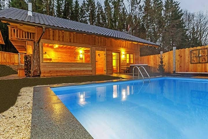 Hotel Berchtesgaden Pool