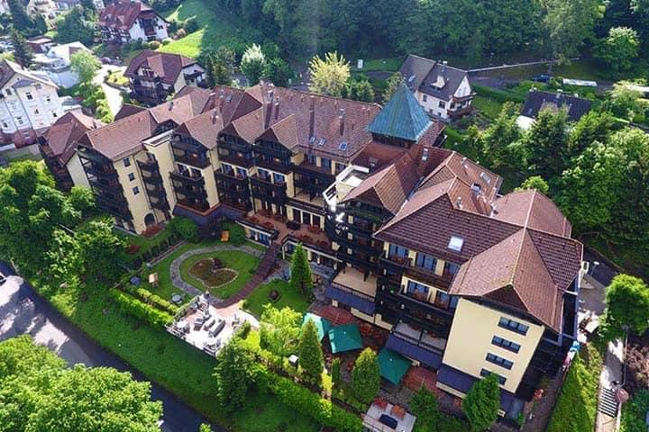 Schwarzwald Parkhotel Luise