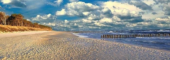 Polnische Ostsee Urlaub
