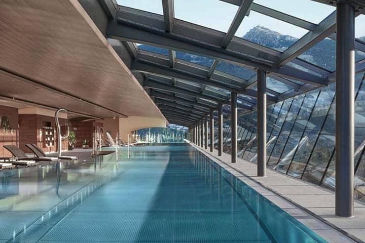 Lebenberg Schlosshotel Pool