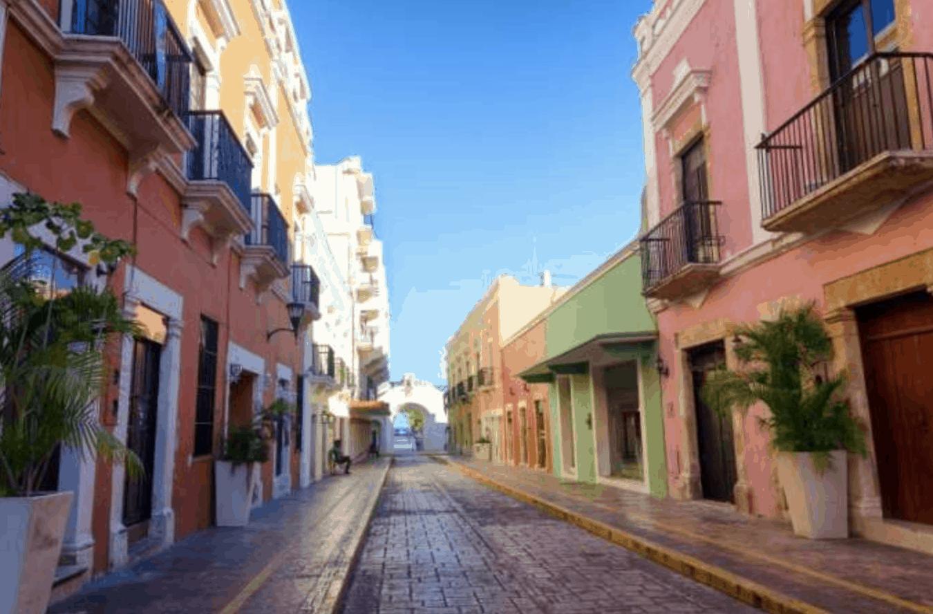 Mexiko Rundreise 1