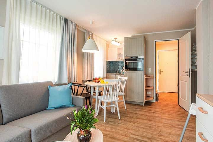 Fleesensee Hotel Apartment