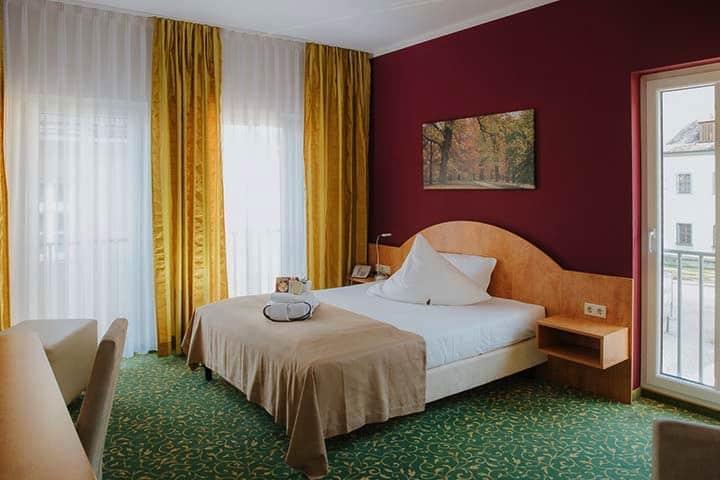 Bad Muskau Hotel Zimmer