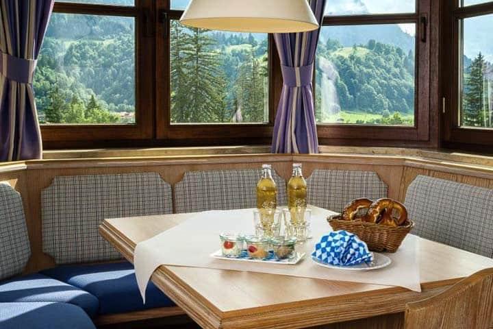Garmisch Partenkirchen Hotel