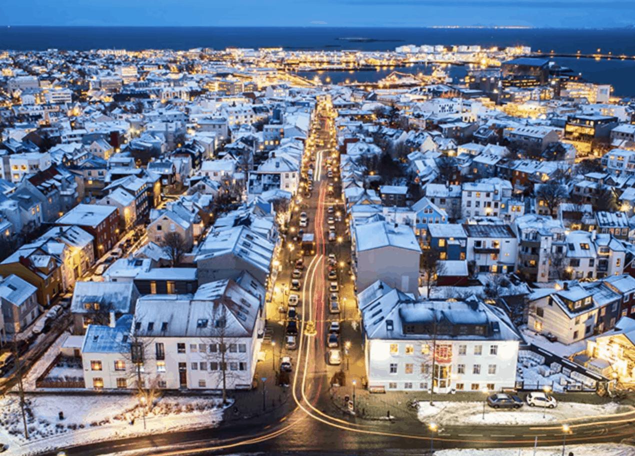 Reykjavík Städtereise