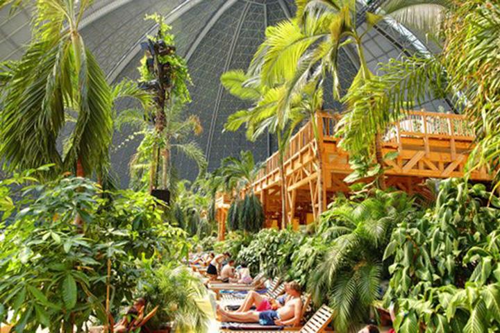 Tropical Island Hotel Mit Eintritt