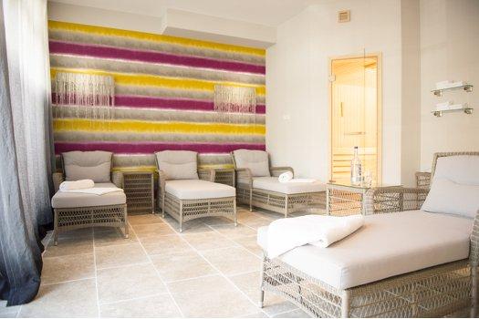 Sylt hotel 54 grad nord 3 n chte im 4 designhotel mit for Designhotel 54
